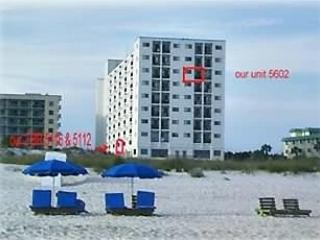 SpongeBob's Condos at the Gulf Shores Plantation