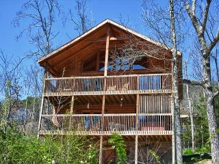 Large Mountain Cabin on Bluff Mountain, Just Outside Pigeon Forge!, Sevierville