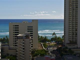 Watch Waikiki surfers from your personal lanai!, Honolulu