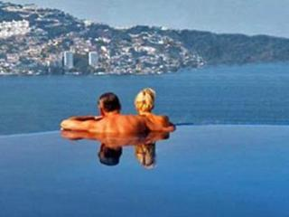FULLY STAFFED OCEAN VIEW 6-13 SUITE MANSION, Acapulco