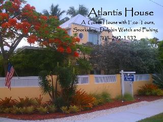 Atlantis House in Key West, Fl.