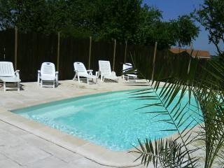 Country house with pool, Poitiers