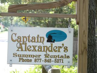Captain Alexander's Hide-a-way     West Harwich MA - West Harwich vacation rentals