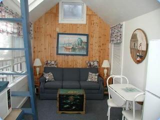 Unit # 7 Duplex with Loft Bedroom/Garden Patio, Provincetown