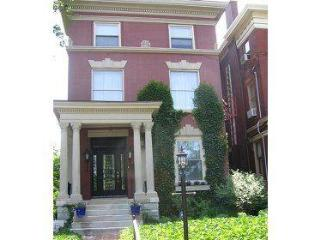5 Bed/4 Bath Historic Old  Louisville Home