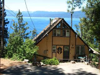 Lake Tahoe's  *Sunset Chalet* -  Views  !!!, Kings Beach
