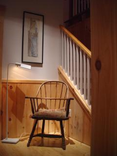 The Tree House - Downstairs Study