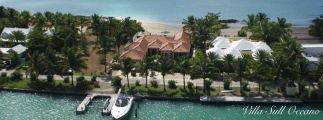 Sull Oceano at Jolly Harbour, Antigua - Beachfront, Pool, Gated Community