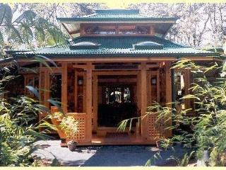Bamboo Guest House, Volcán
