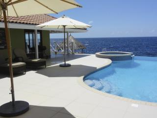 Curacao Oceanfront Villa great for Snorkeling and Diving, Willemstad