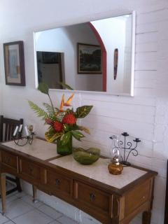 From the Gardens @ Ridge Bay Chateau, fashioned by Guest Natalie Montecalvo