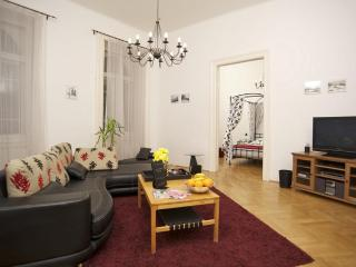 4 bedroom, stylish app in downtown Budapest