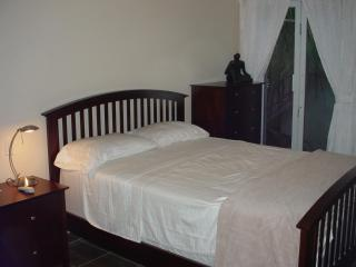 Bedroom with super-comfortable Queen Sized Bed