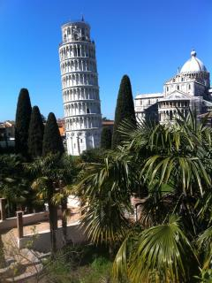 See a Different side of Pisa