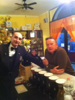 Meet the Locals at the Wine bar
