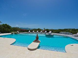 SOL E LUNA....Full AC in this beautifully appointed family villa w/ gorgeous new pool, Terres Basses