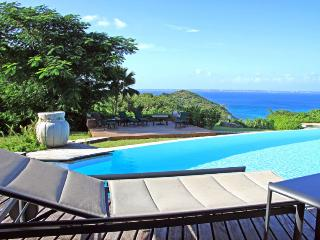 Secluded Villa with Ocean and Anguilla Views - Marigot vacation rentals