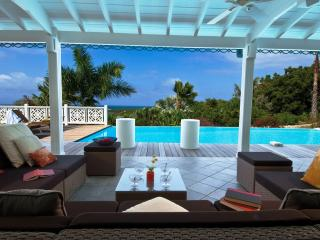CALLISTO...a superb, St Martin villa with sunset views!, Terres Basses
