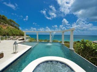 Nid D'Amour at Terres Basses, Saint Maarten - Ocean View, Pool, Perfect For Couples
