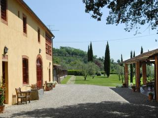 Farmhouse on a Wine Estate Near Lucca for a Group of Friends or Large Family - Casa Matilda, San Pietro a Marcigliano