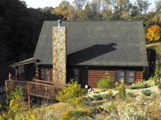 Side view of 'Our Corner of the Smokies'