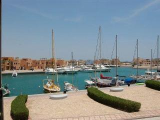 This could be also your view in the morning, El Gouna