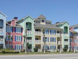 Enjoy picturesque views of the gulf in this Seawall front property., Galveston