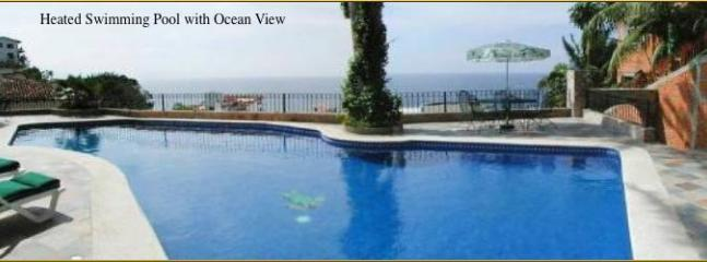 Heated Common Pool with Ocean View