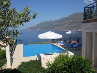 Beautiful 3 bed villa with private infinity pool - Kas vacation rentals