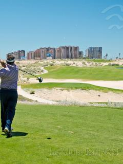 Las Palomas Links Golf Course