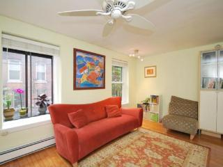 Historic South End- Steps to Everything 2 BR condo, Boston