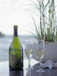 A Glass of Wine with your Romantic Getaway