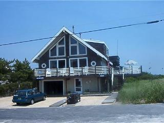 OCEANFRONT WITH GREAT VIEWS..PEACEFUL..SINGLE HOUSE.. - Barnegat Light vacation rentals