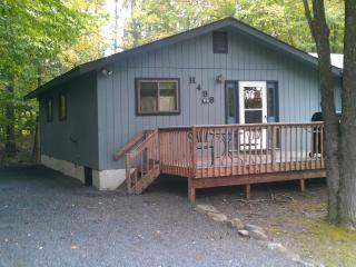 Mt. Pocono area, 3bd, 2bth, w/spectacular hot tub, Tobyhanna