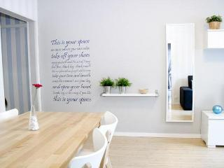 YOUR SPACE apartment in Sitges. Smart and central.