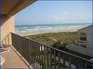 The view of the Gulf of Mexico from the south Balcony
