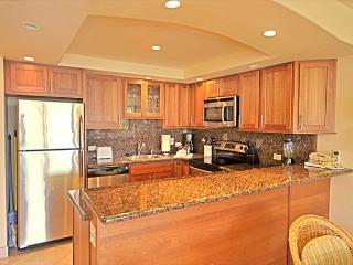 1 Bedroom Ocean View Condo with an Extended Lanai, Kihei