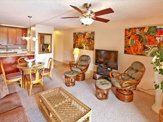 Beautifully Renovated Kamaole Sands 1-Bedroom Condo with Extended Lanai, Kihei