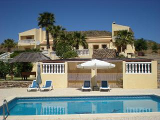 Secluded villa with private pool and mini golf - Spain vacation rentals