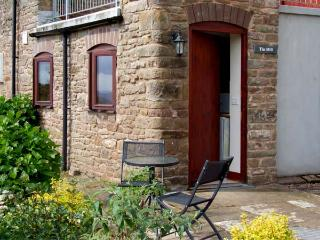 THE MILL, romantic, country holiday cottage, with a garden in Welsh Newton Common, Ref 7021, Monmouth