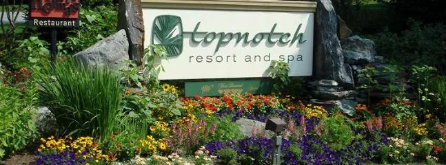 Topnotch Resort Home, Stowe Vermont: Welcome to Topnotch Resort & Spa!