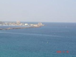 Flat for rent with panoramic sea view, Alexandrie