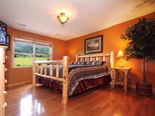 Master King Bedroom - Pillow Top Mattress that has that 'aaahhh' feeling! Private Bathroom -Mt View!