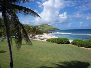 ON THE BEACH 3 BR / 3 BA - GENTLE WINDS, St. Croix