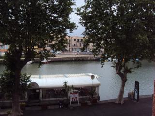 3 bedroom apartment in historic Agde, South France