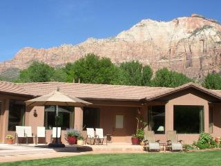 4 Bdrm Vacation Home bordering Zion National Park - Springdale vacation rentals