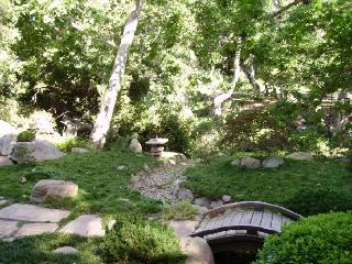 Amazing Garden Refuge by the Creek, Santa Barbara