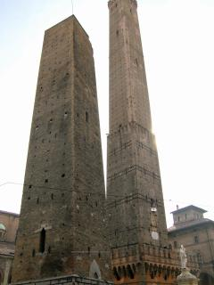 Bologna - The two towers