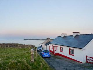 CLOONAGH COTTAGE, with open fire in Grange, County Sligo, Ref 8484