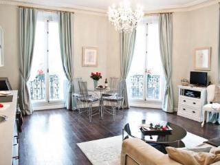 Vacation Rental with Balcony and free Wifi in Central Paris